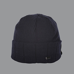 RIB × KNIT QUILT WATCH CAP