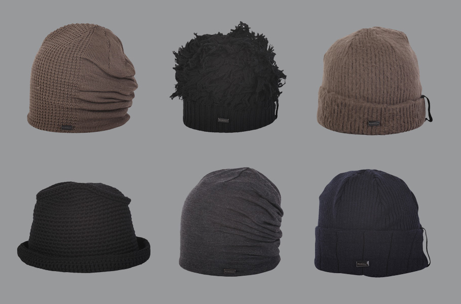 KNIT CAP SELECTION
